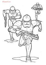 Imprimer le coloriage : Star Wars, numéro 128089