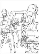 Imprimer le coloriage : Star Wars, numéro 4483