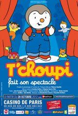Imprimer le dessin en couleurs : T'Choupi, numéro 118081
