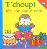 Imprimer le dessin en couleurs : T'Choupi, numéro 12847
