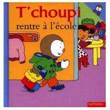 Imprimer le dessin en couleurs : T'Choupi, numéro 12857