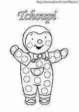 Coloriages A Imprimer T Choupi Page 1