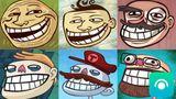 Imprimer le dessin en couleurs : Troll face, numéro 10477585