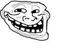 Imprimer le coloriage : Troll face, numéro 131173