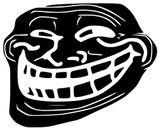 Imprimer le coloriage : Troll face, numéro 212859