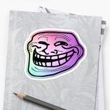 Imprimer le dessin en couleurs : Troll face, numéro 2ad6bcbd