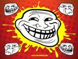 Imprimer le dessin en couleurs : Troll face, numéro 306842