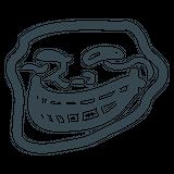 Imprimer le dessin en couleurs : Troll face, numéro 459ba378
