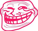 Imprimer le dessin en couleurs : Troll face, numéro 92058