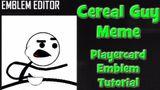 Imprimer le dessin en couleurs : Cereal Guy, numéro 1e54f41c