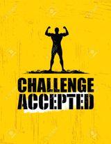 Imprimer le dessin en couleurs : Challenge accepted, numéro 199df9b4