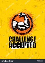 Imprimer le dessin en couleurs : Challenge accepted, numéro 2ad2124f