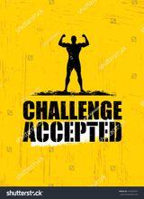 Imprimer le dessin en couleurs : Challenge accepted, numéro 32072a08
