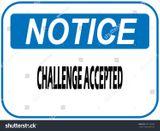 Imprimer le dessin en couleurs : Challenge accepted, numéro 3626ddeb