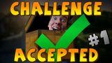 Imprimer le dessin en couleurs : Challenge accepted, numéro 4391b795