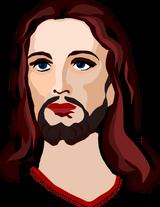 Imprimer le dessin en couleurs : Sweet Jesus Face, numéro 279082d9