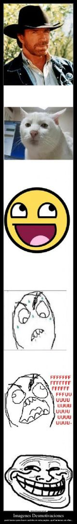 Imprimer le dessin en couleurs : Troll face fuuuu, numéro 5d6fdbae