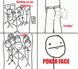 Imprimer le dessin en couleurs : Troll face poker, numéro 159031