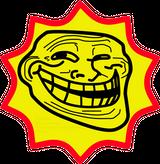 Imprimer le dessin en couleurs : Troll face poker, numéro 213589