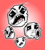 Imprimer le dessin en couleurs : Troll face poker, numéro 2be5d37f