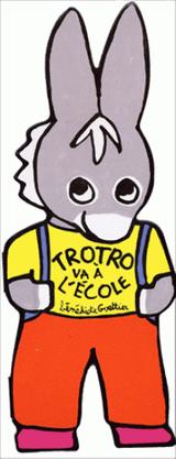 Imprimer le dessin en couleurs : Trotro, numéro 11735