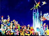 Imprimer le dessin en couleurs : Walt Disney, numéro 116553