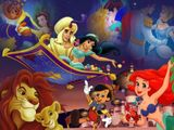 Imprimer le dessin en couleurs : Walt Disney, numéro 12385