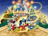 Imprimer le dessin en couleurs : Walt Disney, numéro 136572