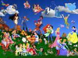 Imprimer le dessin en couleurs : Walt Disney, numéro 136574