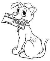 Imprimer le coloriage : Walt Disney, numéro 145381