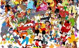 Imprimer le dessin en couleurs : Walt Disney, numéro 197645
