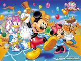 Imprimer le dessin en couleurs : Walt Disney, numéro 20232