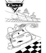 Coloriages A Imprimer Cars Numero 630307