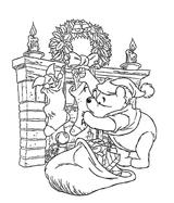 Imprimer le coloriage : Fantasia, numéro 17988
