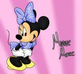 Imprimer le dessin en couleurs : Minnie Mouse, numéro 10340