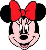 Imprimer le dessin en couleurs : Minnie Mouse, numéro 10352