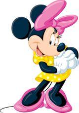 Imprimer le dessin en couleurs : Minnie Mouse, numéro 10353