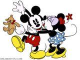 Imprimer le dessin en couleurs : Minnie Mouse, numéro 137215