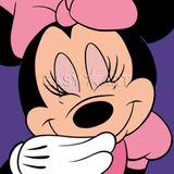 Imprimer le dessin en couleurs : Minnie Mouse, numéro 14299