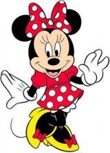 Imprimer le dessin en couleurs : Minnie Mouse, numéro 225825