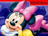 Imprimer le dessin en couleurs : Minnie Mouse, numéro 455311