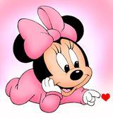 Imprimer le dessin en couleurs : Minnie Mouse, numéro 684146