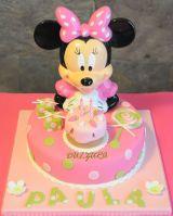 Imprimer le dessin en couleurs : Minnie Mouse, numéro 692776