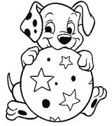 Imprimer le coloriage : Pluto, numéro 14217