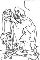 Coloriages A Imprimer Pinocchio Numero 15628