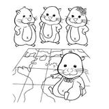 Imprimer le coloriage : Zhu Zhu Pets, numéro 11c93c87