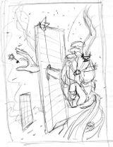 Imprimer le coloriage : Personnages féeriques, numéro 1582