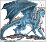 Imprimer le dessin en couleurs : Dragon, numéro 116783
