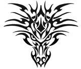 Imprimer le coloriage : Dragon, numéro 127858
