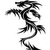 Imprimer le coloriage : Dragon, numéro 145527
